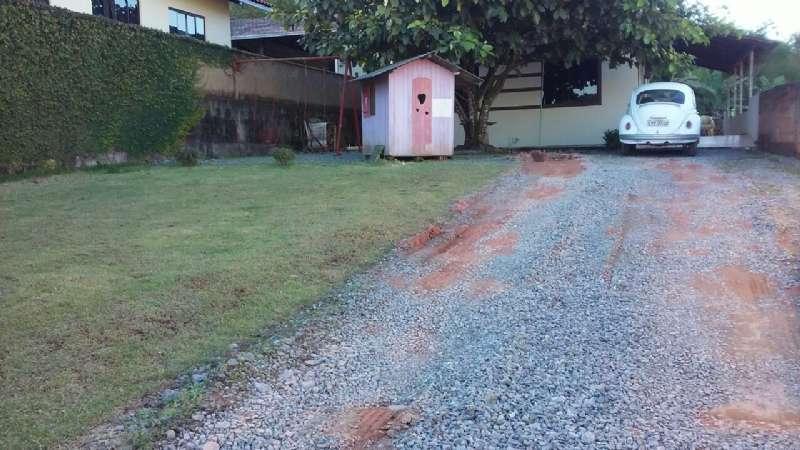 Casa 2 dormitórios no bairro Caixa D Água em Guaramirim