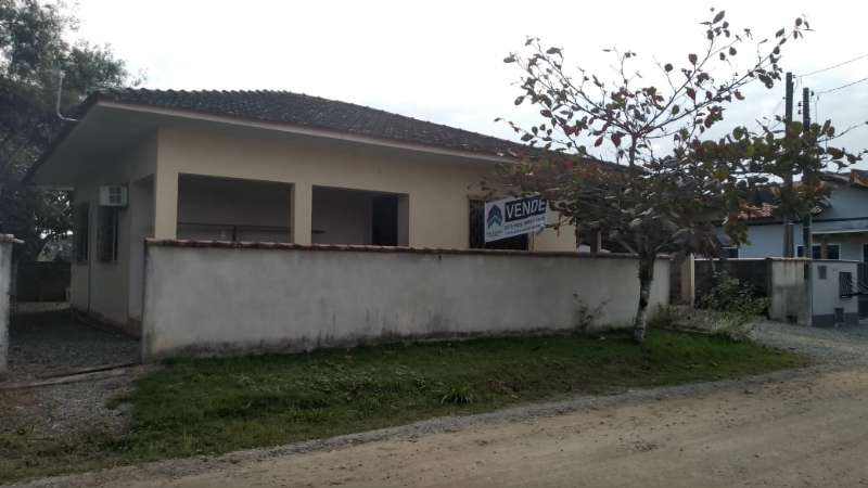Casa 2 dormitórios no bairro Escolinha em Guaramirim