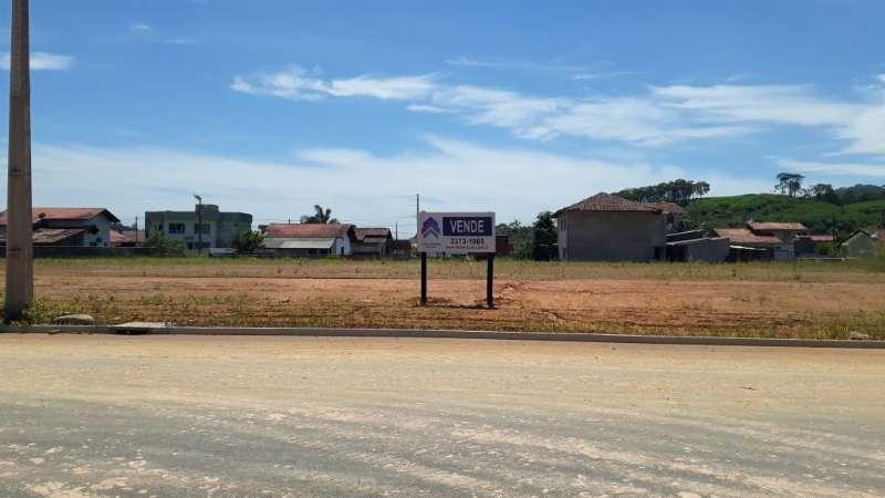 Terreno   no bairro Bananal do Sul em Guaramirim