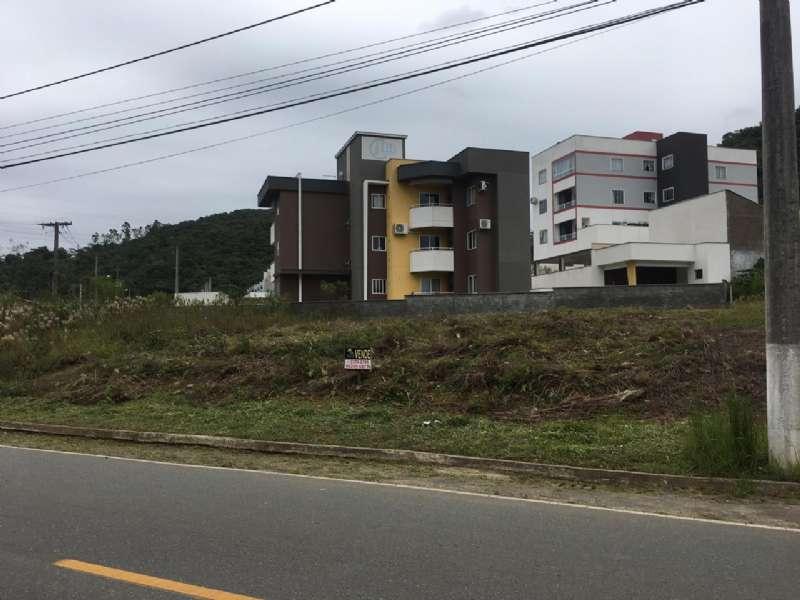 Terreno   no bairro Caixa D Água em Guaramirim